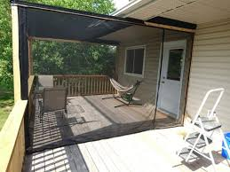 how to screen a porch mosquito net gallery outside pinterest