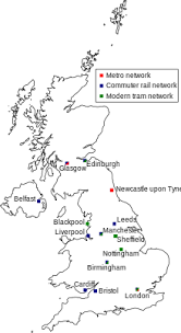 of the uk transport in the united kingdom