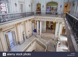 palace interiors view of the former cuban presidential palace interiors now is the