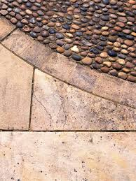Patio Surfaces by How To Prep For Laying A Patio Or Path Diy