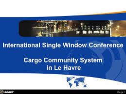 bureau veritas le havre page 1 international single window conference cargo community
