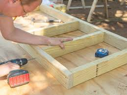 How To Build A Simple Kitchen Island How To Build A Grilling Island How Tos Diy