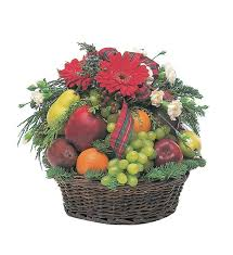 fruit and flowers fabulous fruit basket tf104 1 67 46