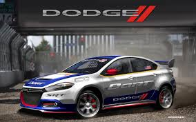 dodge dart dodge unveils 2013 dart rally car for rallycross competition taps