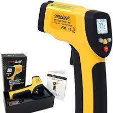 thermometre infrarouge cuisine thermomètre infrarouge à visée laser sans contact 50 c à