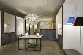 Luceplan And Modular Lighting Instruments Showroom By Amedeo G