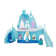 disney frozen little kingdom elsa u0027s castle playset toys