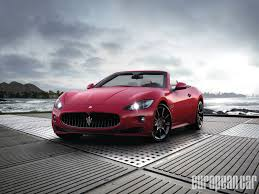 maserati granturismo convertible white maserati news photos and reviews