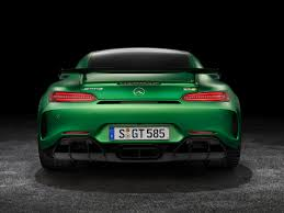 The Green Hell Is Upon Us U2013 Merc U0027s New Amg Gt R Unveiled By Car