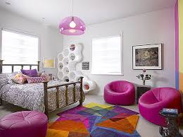 a modern room large space with a trendy carpet design