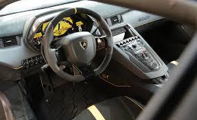 2016 lamborghini aventador interior 2016 lamborghini aventador lp750 4 sv gallery photo 2 of 48