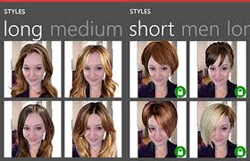 how to see yourself in a different hair color app to see yourself with different hair color the best hair