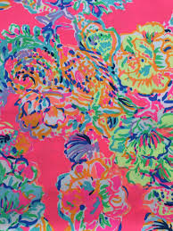 Lilly Pulitzer Home Decor Fabric by 1 Yard 36