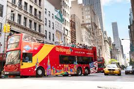 San Francisco Big Bus Tour Map by New York City Hop On Hop Off Tours All Around Town Double Decker