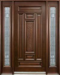 Front Entrance Doors Type