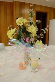 Butterfly Table Centerpieces by Butterfly Baby Shower Centerpieces Shower Party Baby Shower Baby