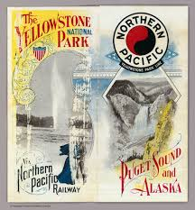 Rare Maps Collection Of The by Cover Yellowstone National Park David Rumsey Historical Map