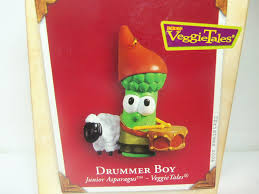 hallmark keepsake ornament drummer boy