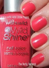 wet n wild wild shine matte top coat matte nail polish etc