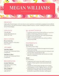 Artsy Resume Templates Professional Resume Templates Canva