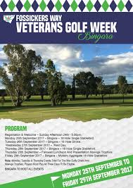 Golf Murals by Fossickers Way Veterans Golf Week Bingara
