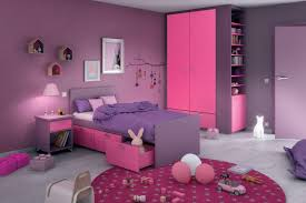 le chambre fille aménagement lit d enfant sur mesure archea