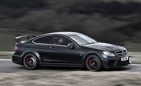 mercedes clk amg black series mercedes c63 amg black series is perfection in matte black