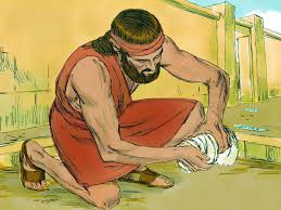 thanksgiving bible story free bible images gideon asks for a sign that god will help him