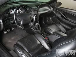 95 Mustang Interior Parts 1998 Ford Mustang Cobra Interior Restoration Muscle Mustang