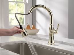 delta cassidy kitchen faucet steel deck mount delta cassidy kitchen faucet single handle pull