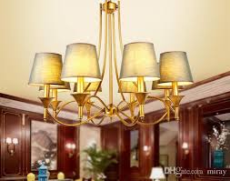 Discount Chandelier Lamp Shades Discount American Nordic Retro Iron Lamp Chandelier Jane Dining