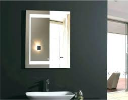 Heated Bathroom Mirror With Light Heated Bathroom Mirrors Juracka Info