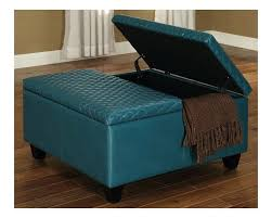 Kinfine Storage Ottoman Tufted Storage Ottoman Square Adorable Square Tufted Storage