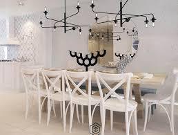 Esszimmerst Le Kare Weiße Esszimmerstühle Holz Möbelideen