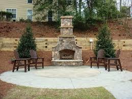 fireplace kits outdoor binhminh decoration