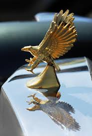 zimmer eagle ornament photograph by reger