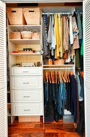 in closet storage bedroom closet for small bedroom com whitmor double rod silver