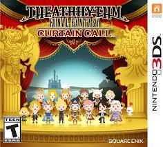 amazon com theatrhythm final fantasy curtain call limited