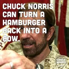 Chuck Norris Memes - e88e7ce0d26fa7a0441260cf38d886c2 chuck norris memes hamburger