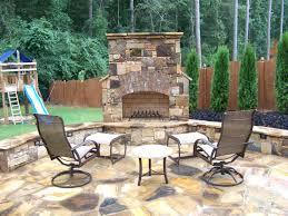 outdoor fireplace furniture ideas patio western 1789 interior