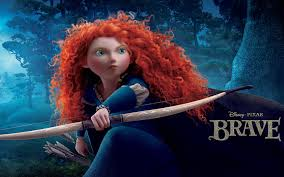 widescreen disney pixar brave hd with cartoon movie wallpaper full
