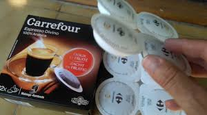 Cafetiere Carrefour by