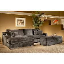 Modular Reclining Sectional Sofa Furniture Fabric Reclining Sectional Grey Sectional With