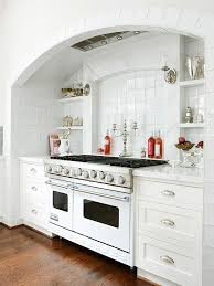 kitchen stove alcove design ideas