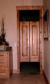 Interior Cafe Doors Custom Wood Doors Made In Montana By Specialty Woodworks Co