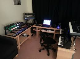 Bedroom Studio Setups My Spare Bedroom Battlestation Reading Room Zen Space Album