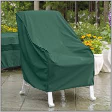 Waterproof Patio Chair Covers Outdoor Chair Covers Waterproof Chairs Home Design Ideas