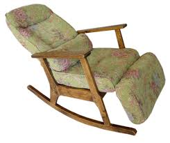 Recliner Rocking Chair Online Get Cheap Reclining Garden Chairs Aliexpress Com Alibaba