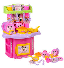 Plastic Toy Kitchen Set Kitchen Captivating Minnie Mouse Kitchen Ideas Step2 Kitchen
