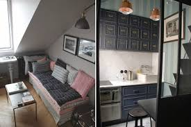 How Large Is 500 Square Feet How One Parisian Lives Comfortably In 121 Square Feet Curbed